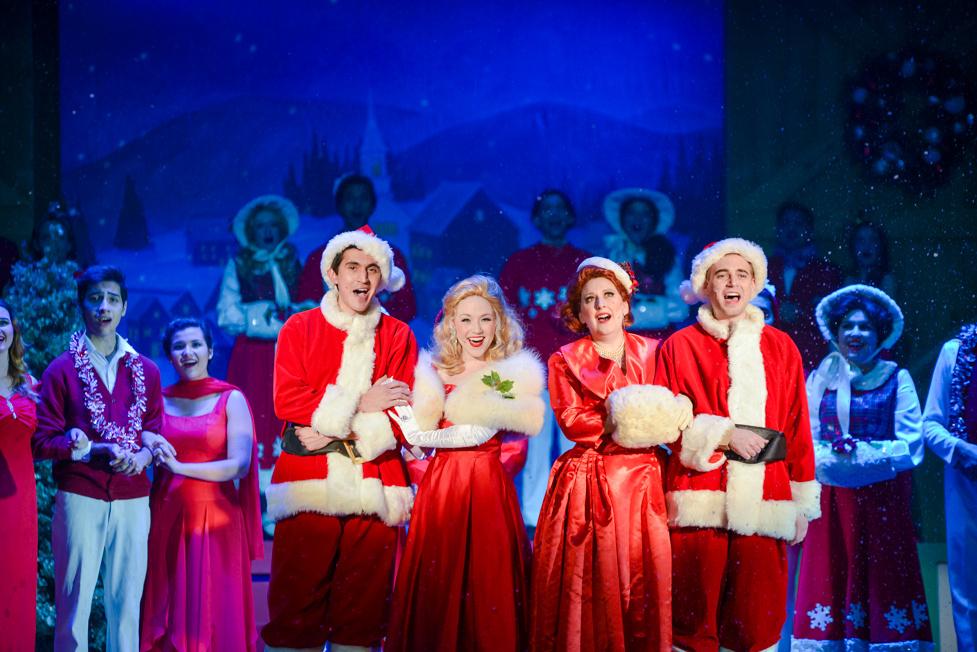 Woodlawn White Christmas